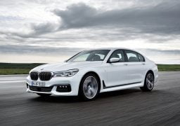 2016 BMW 7 Series 1