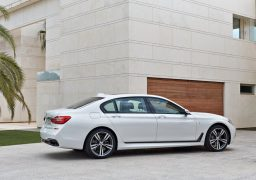 2016 BMW 7 Series 5