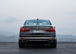 2016 BMW 7 Series 9