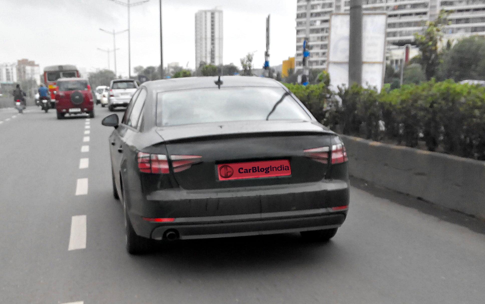 New Model 2016 Audi A4 India Price 38 Lakhs