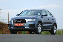 Audi Q3 Facelift 2