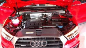 Audi Q3 Facelift launch 5