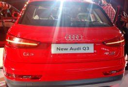 Audi Q3 Launch 8