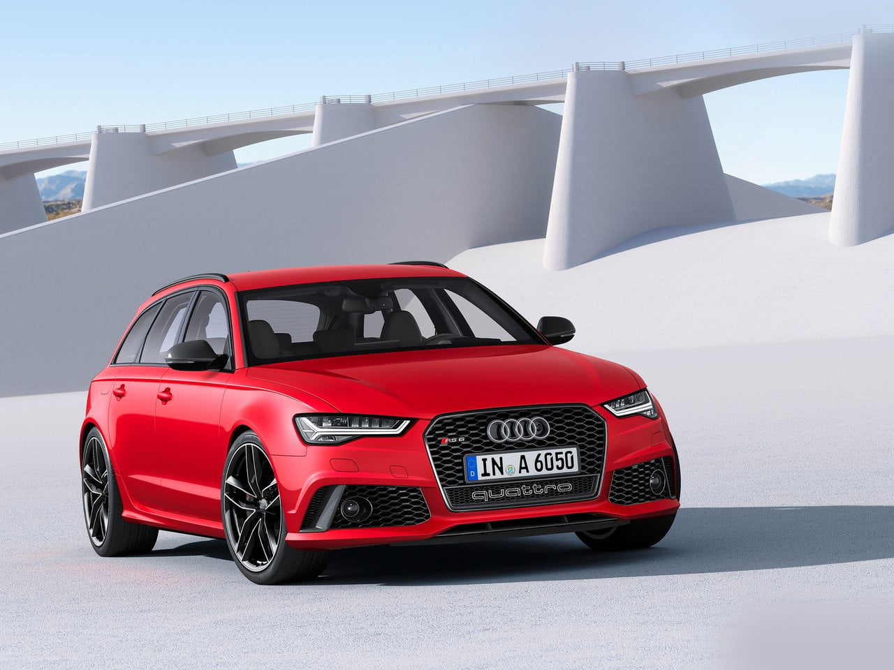 Audi Rs6 Avant India Price Pics Specification Features