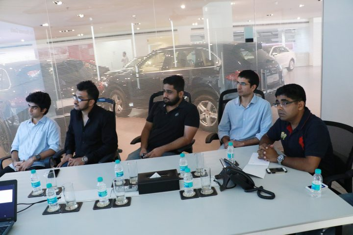 Audi approved plus bloggers meet 4