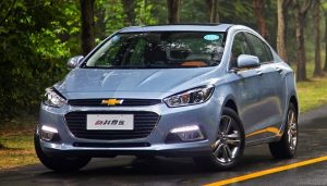 Chevrolet Cruze 2015 China Pics Front Angle