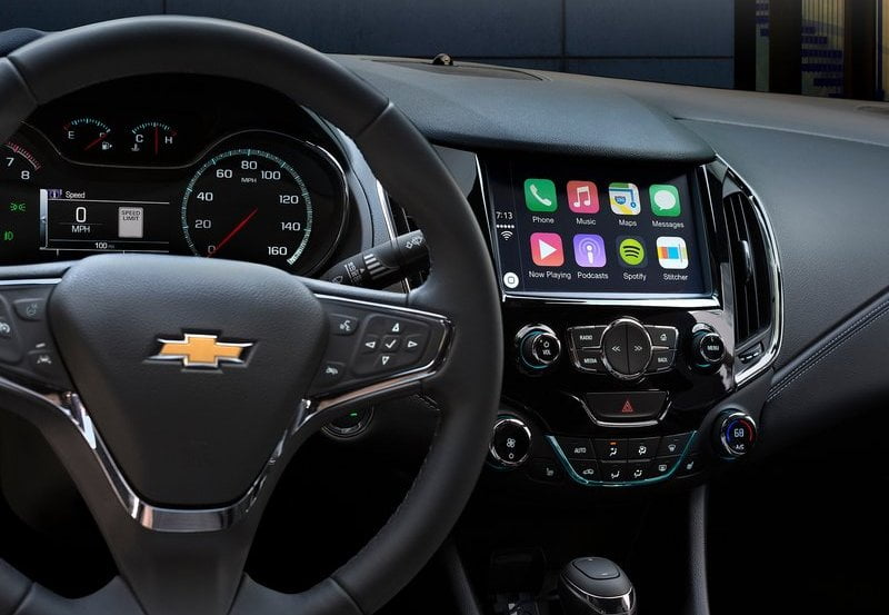 New Chevrolet Cruze 2016 Release Date Pics Interior