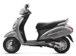 Honda Activa 3G side