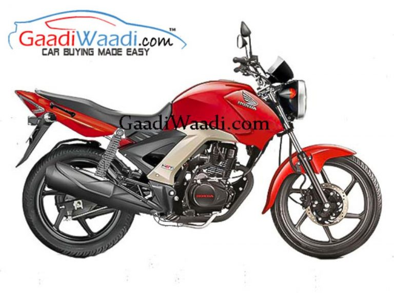Honda CBX 150 India Launch In The Offing; Patent Images Leaked!
