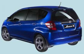Honda Jazz old