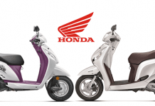 Honda aviator activa i cover