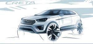 Hyundai Creta- Exteriors