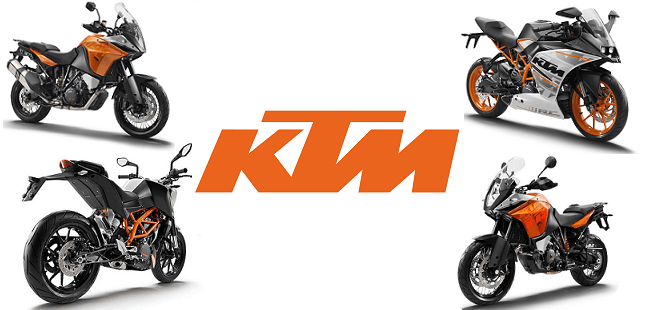 Upcoming KTM Bikes in India 2015 -16