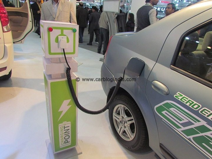 Electric Cars in India by 2030 - Need more charging stations