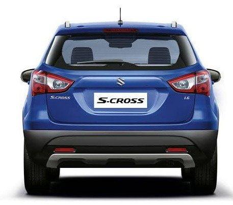 Maruti-S-Cross-rear-official-image