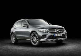 Mercedes Benz GLC 10