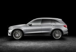 Mercedes Benz GLC 11