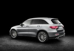Mercedes Benz GLC 12
