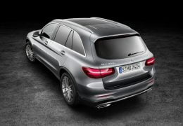 Mercedes Benz GLC 13