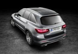 Mercedes Benz GLC 13