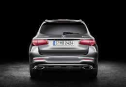 Mercedes Benz GLC 15