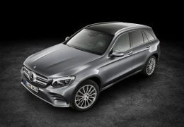 Mercedes Benz GLC 5