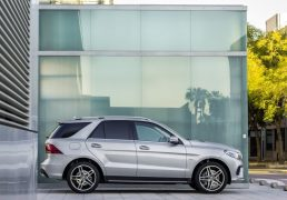 Mercedes Benz GLE 1