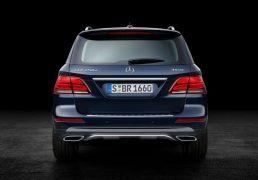 Mercedes Benz GLE 2