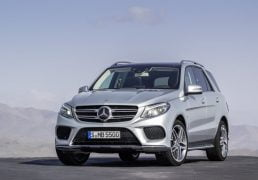 Mercedes Benz GLE 4