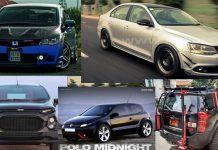 Modified cars india