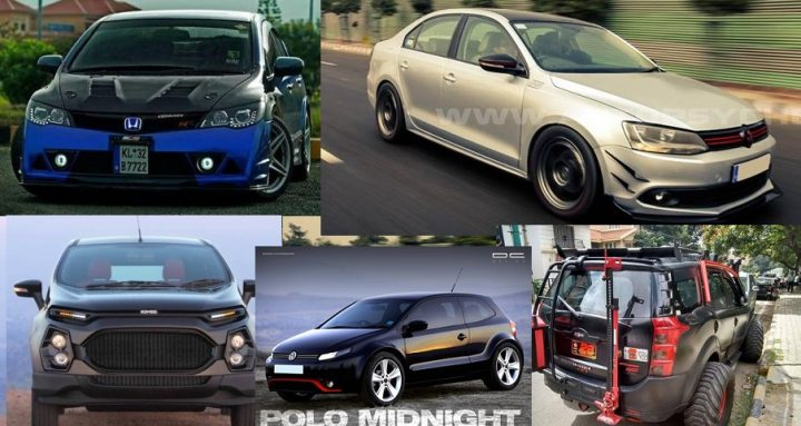 modified cars in india - Modified cars india