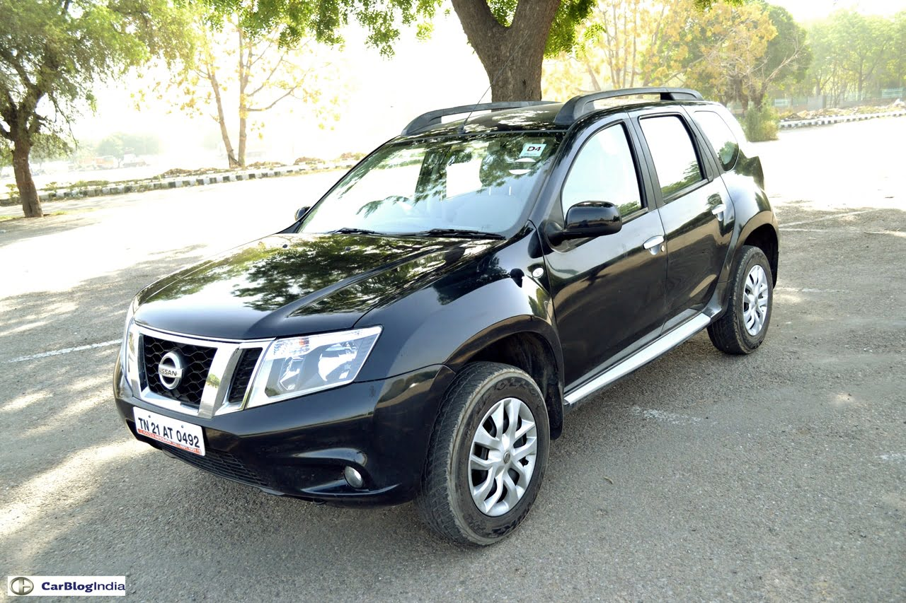 nissan terrano petrol review and test drive. Black Bedroom Furniture Sets. Home Design Ideas
