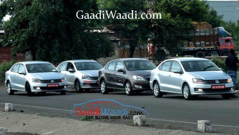 Skoda Rapid 1.2 TSI India Launch Soon; Spied!