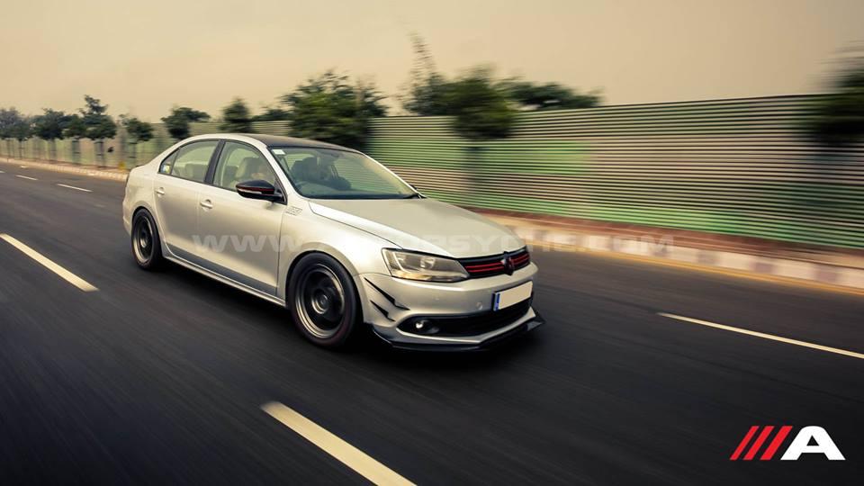 Volkswagen Jetta Custom 2 Carblogindia
