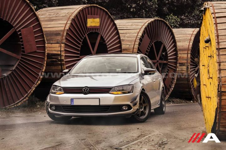 modified cars in india - Volkswagen Jetta custom 7