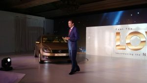 Volkswagen Vento Launch 3