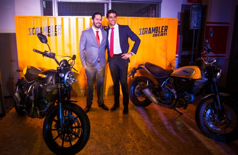 Ducati India Private Limited Delivers 100 Bikes In Mumbai