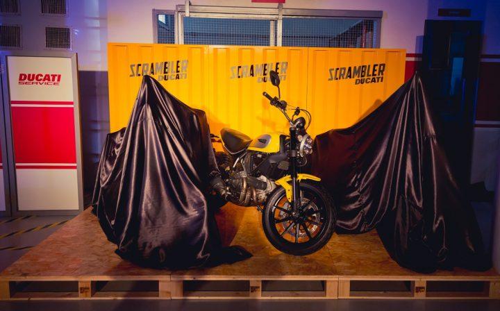 Ducati Scrambler India Launch Takes Place Price 6 77 Lacs