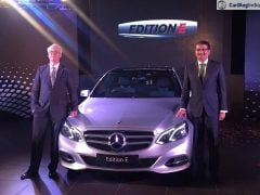 mercedes e class edition e india launch (1)