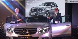 mercedes e class edition e india launch (2)