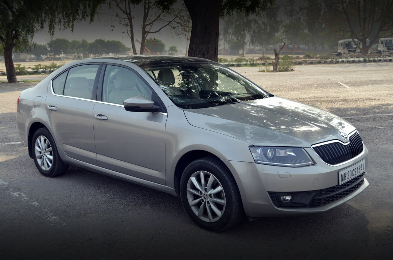 skoda octavia diesel review test drive video details. Black Bedroom Furniture Sets. Home Design Ideas