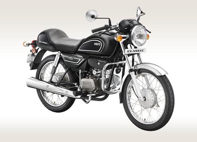 best mileage bike in india 2017 - splendor-pro-classic-black