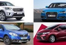 upcoming cars India july