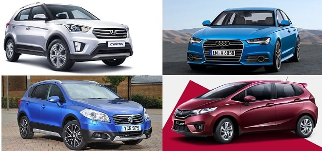 Upcoming Cars in India In July 2015