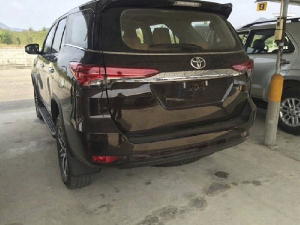 4runner Vs Highlander >> New 2016 Toyota Fortuner India >> Price, Specification, Mileage, Features