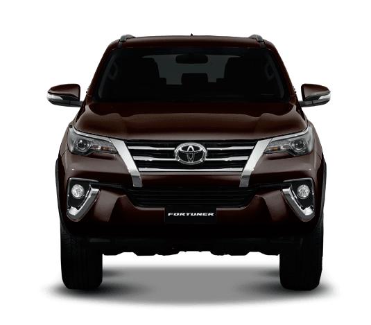 2016 Toyota Fortuner Front Carblogindia