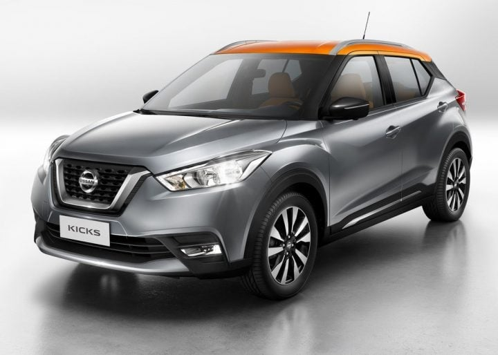 Upcoming Cars Under 15 Lakhs - Nissan Kicks