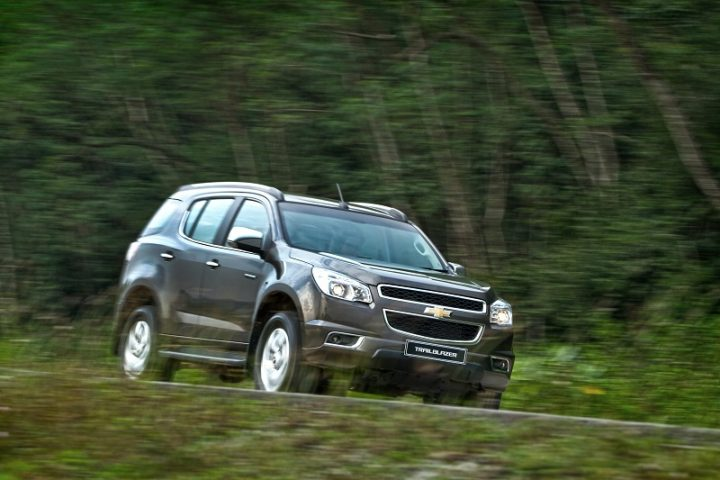 Chevrolet Trailblazer_GM India is launching the Trailblazer SUV, which comes with a powerful Duramax engine, in October 2015