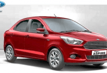 Ford Figo Aspire - Launch Invitation