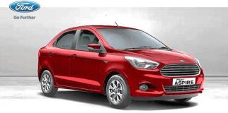 Ford Figo Aspire - Launch Invitation